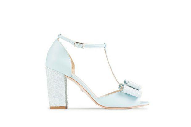 Mariage - Something Blue: 17 Beautiful Blue Wedding Shoes