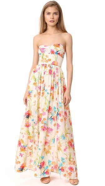 Свадьба - Gisele Maxi Dress