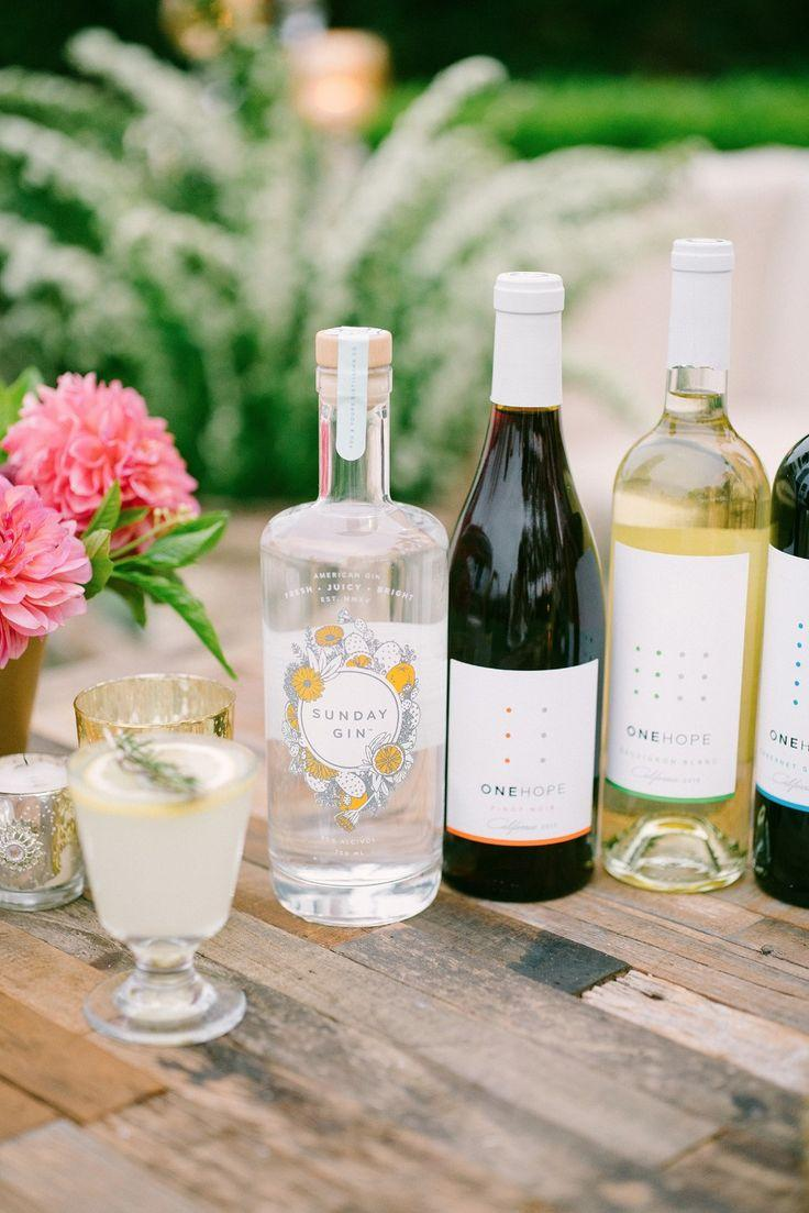 Boda - Four Cocktail Recipes Your Springtime Wedding REALLY NEEDS!
