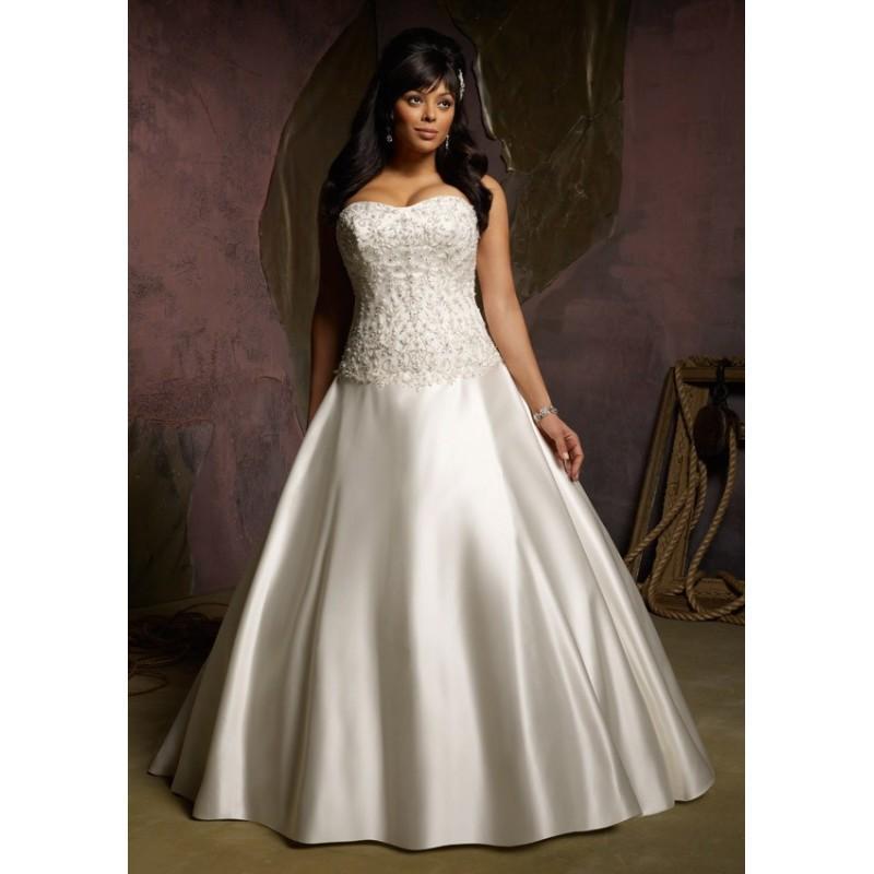 Wedding - 3128 Mori Lee Julietta - HyperDress.com