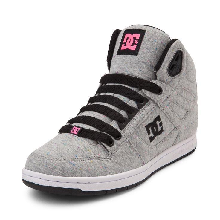 Mariage - Womens DC Rebound Hi Skate Shoe