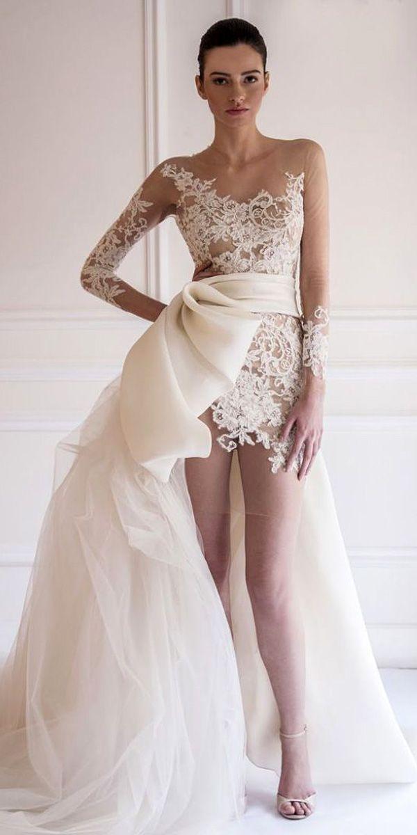 Wedding - Top 24 High Low Wedding Dresses