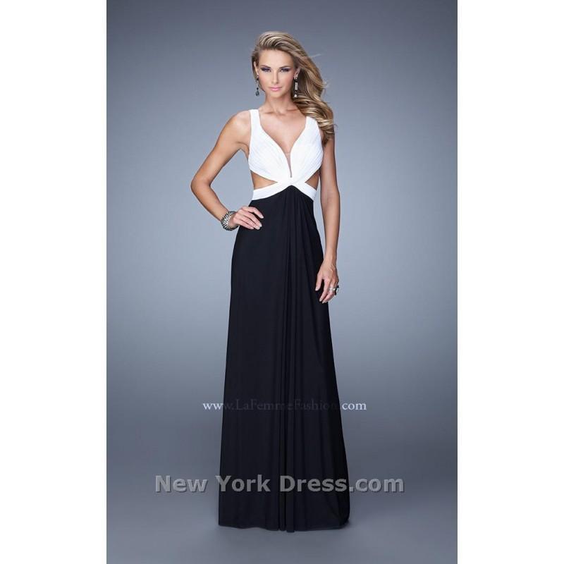Wedding - La Femme 21245 - Charming Wedding Party Dresses