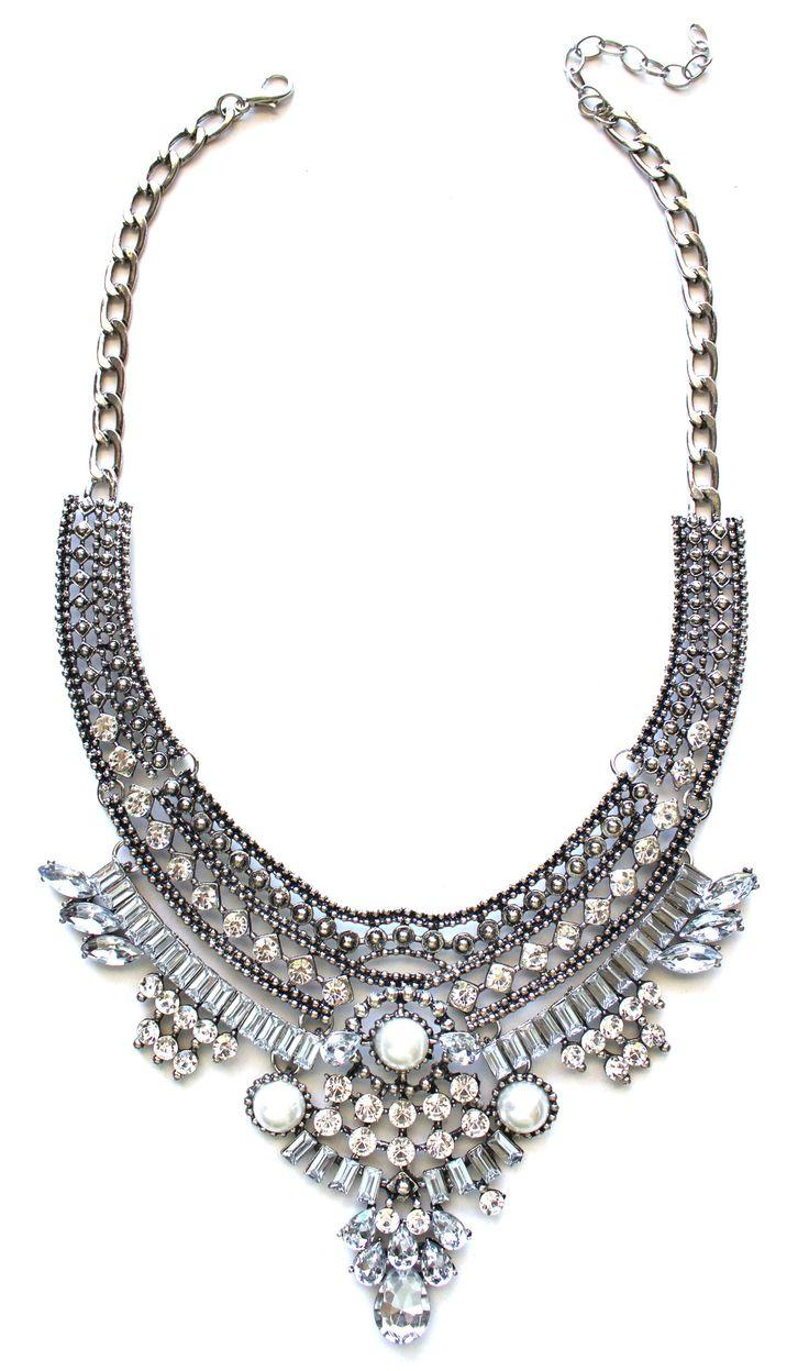 Mariage - Boho Elegance Statement Necklace