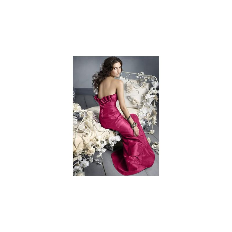 Свадьба - Jim Hjelm jh5947 Jim Hjelm Occasions Bridesmaids and Special Occasions - Rosy Bridesmaid Dresses
