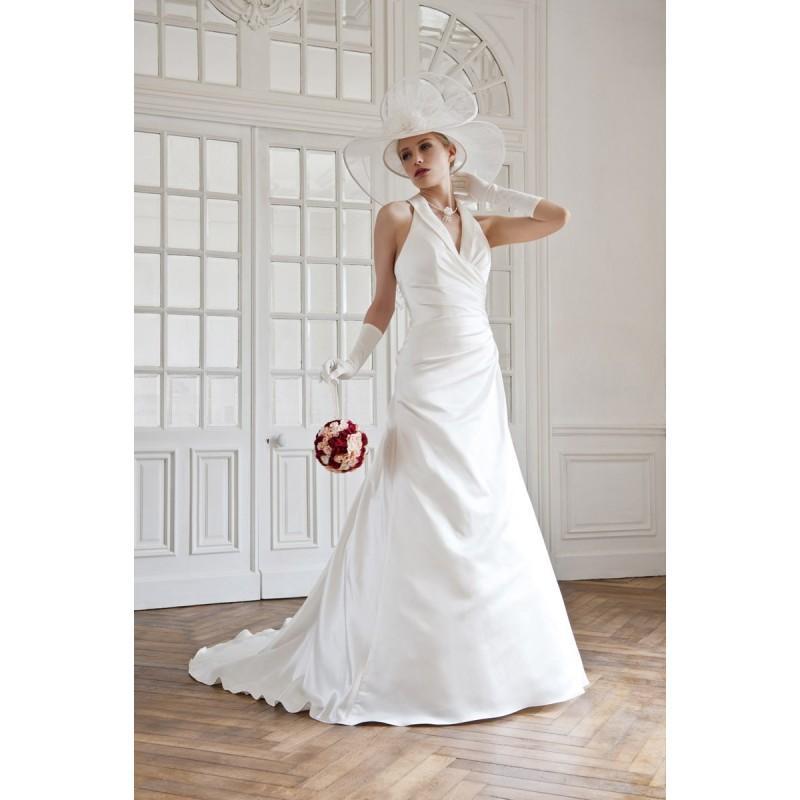 Mariage - Eglantine Création, Agathe - Superbes robes de mariée pas cher