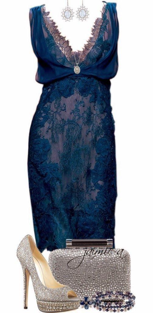 Hochzeit - Delicate Lace Dress Trends For Women