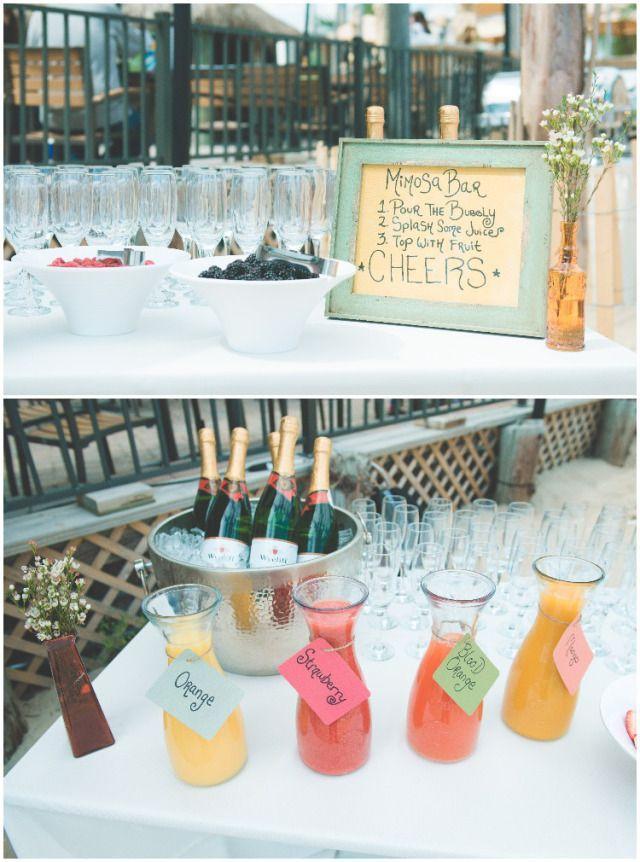 Wedding - You'll Love This Colorful Boho Beach Bridal Shower