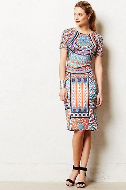Свадьба - Nwt Anthropologie Pankaj & Nidhi Chanda Column Dress Sz Small