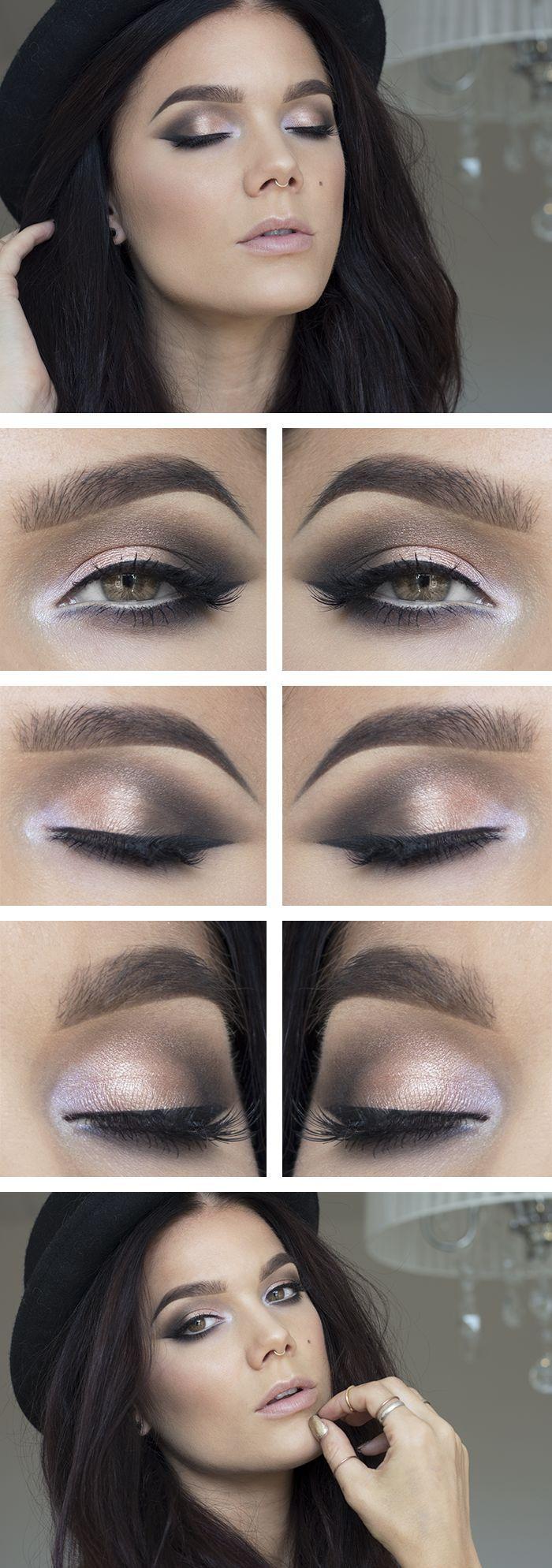Свадьба - Shimmery Eyes