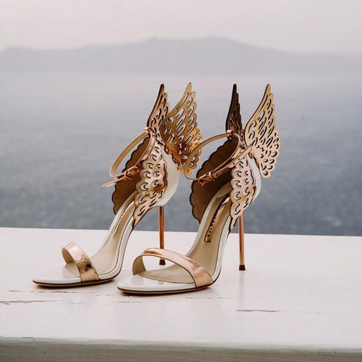 new high latest design promo codes Shoe - 21 Perfect Rose Gold Wedding Shoes #2772373 - Weddbook
