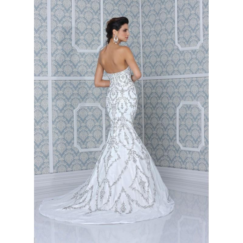 Impression Bridal Couture Collection Spring 2014 - Style 10212 ...