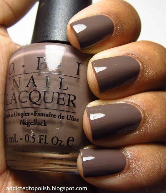 زفاف - Fall Nail Colors