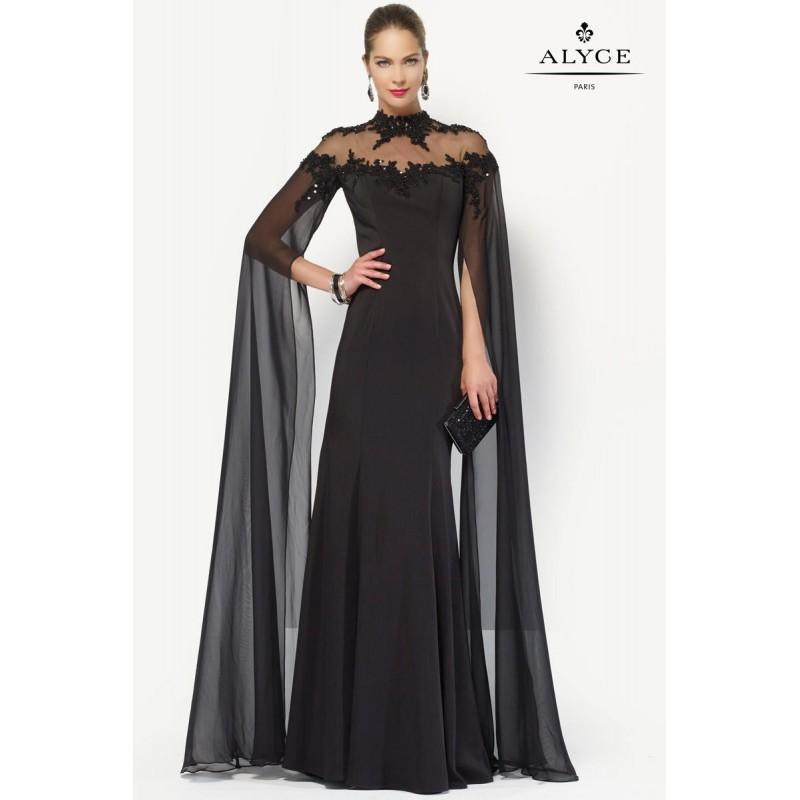 Свадьба - Alyce Black Label 27173 Black Label formerly JDL - Top Design Dress Online Shop
