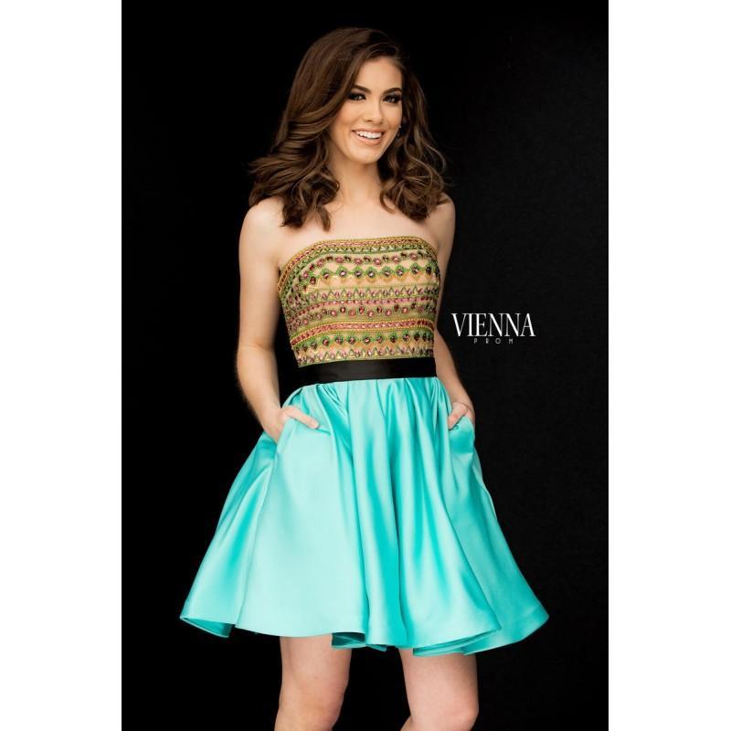 زفاف - Vienna Dresses by Helen's Heart  6020 - Branded Bridal Gowns