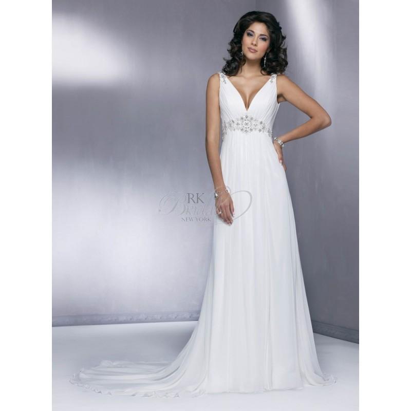 زفاف - Maggie Sottero - Style A3283 - Elegant Wedding Dresses