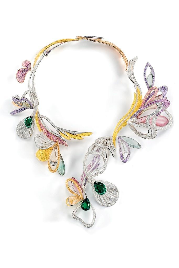 زفاف - Boucheron, Chanel Joaillerie Reveal Latest Collections