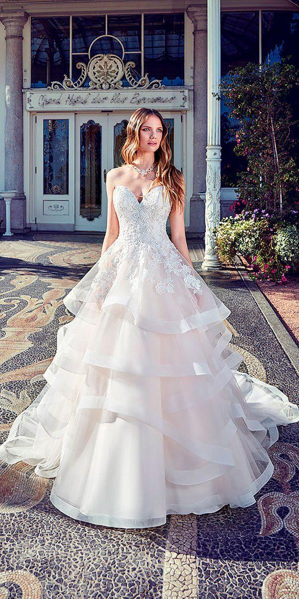 Свадьба - 15 Amazing Sweetheart Wedding Dresses You Must See