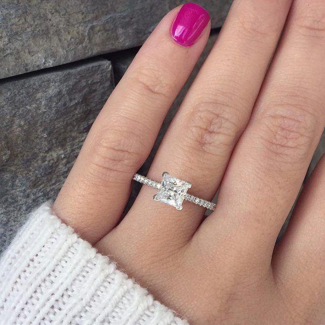 زفاف - Tacori Engagement Rings – Which Shape Should You Get?