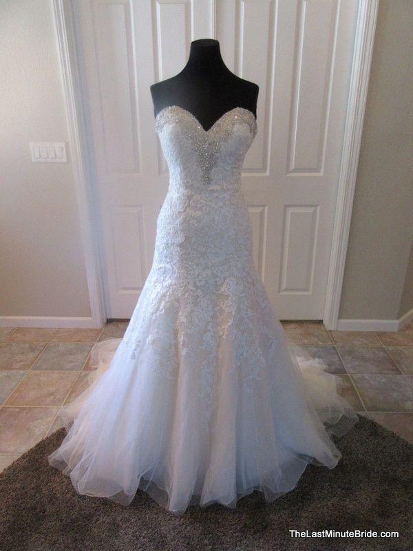 زفاف - Bonny 500 Size 10