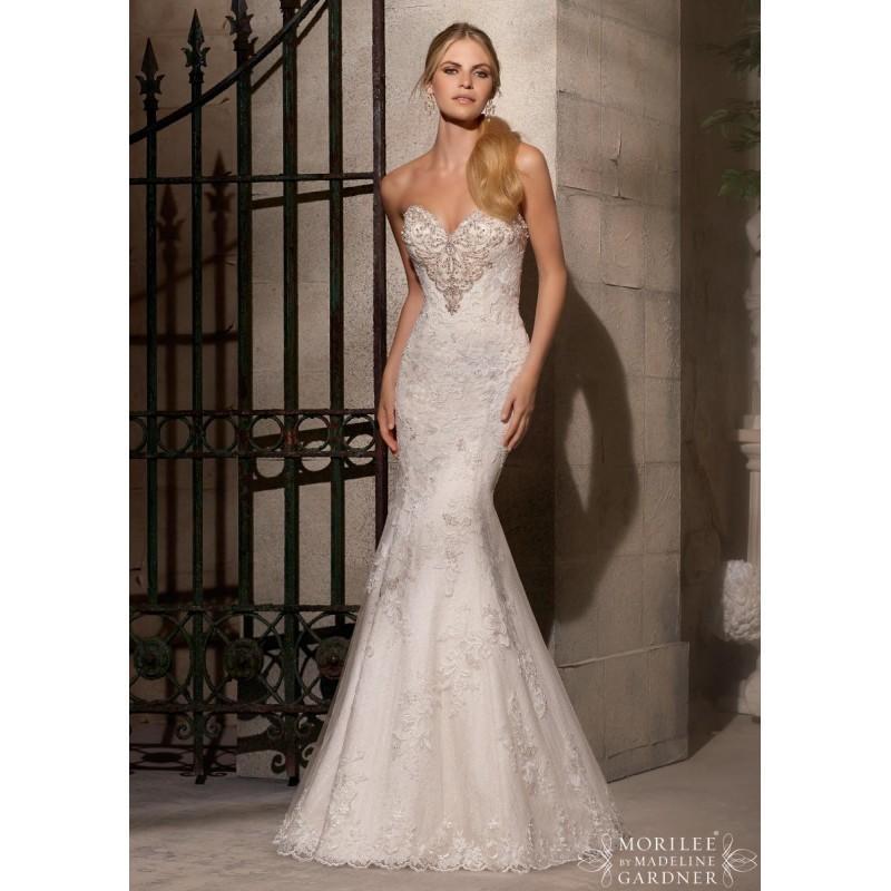 زفاف - Mori Lee by Madeline Gardner Mori Lee Bridal 2724 - Fantastic Bridesmaid Dresses