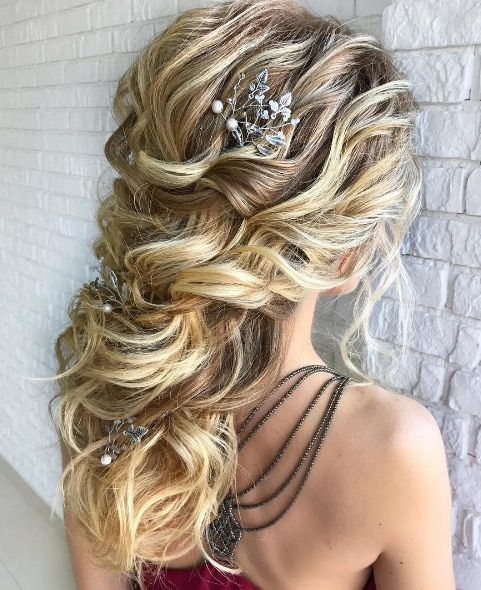 Свадьба - Wedding Hairstyle Inspiration - Hair By Zolotaya