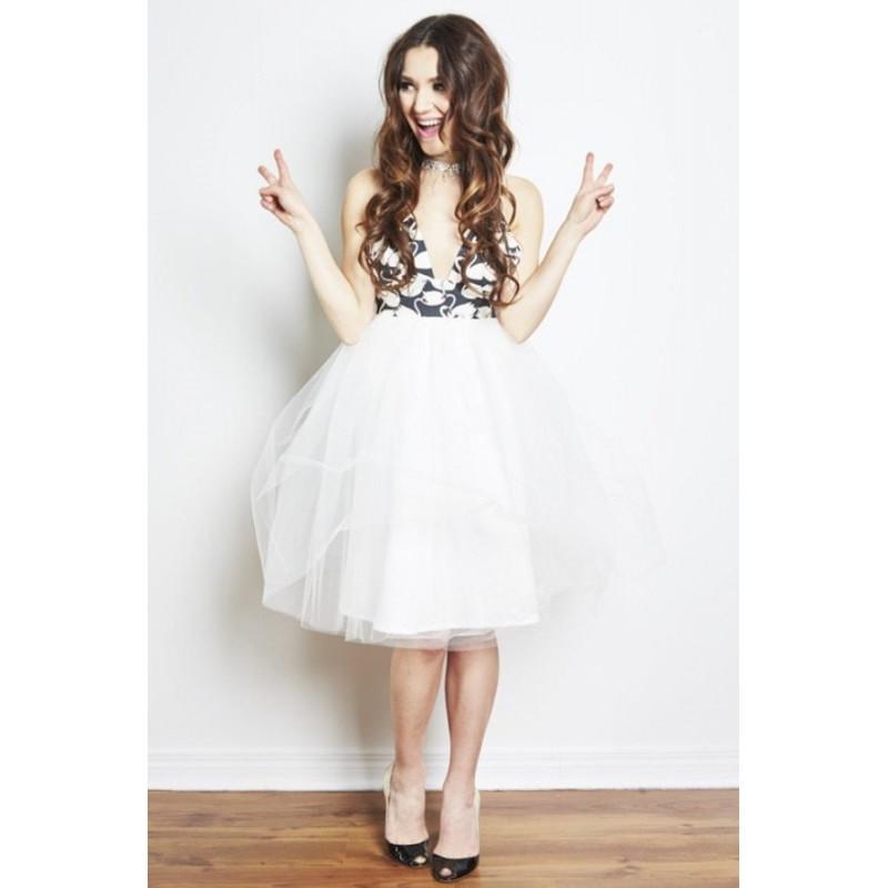 Ballerina Dresses for Prom