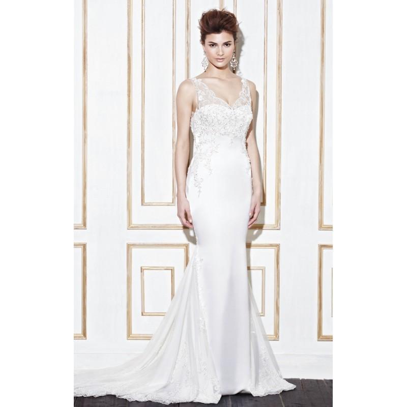 Wedding - Blue by Enzoani Wedding Dresses - Style Gardo - Formal Day Dresses
