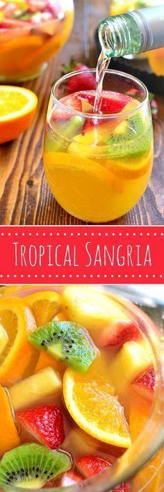 Boda - Tropical Sangria
