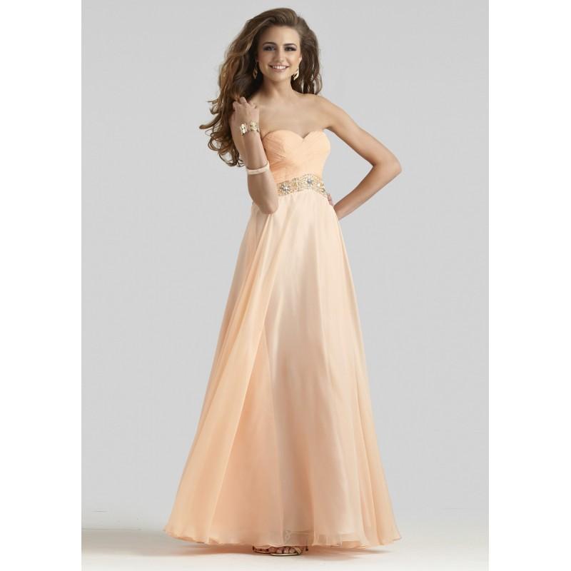 Hochzeit - Clarisse 2401 Sweetheart Evening Gown - 2017 Spring Trends Dresses