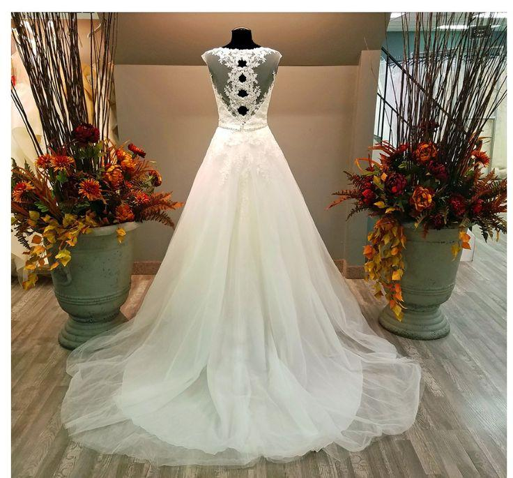 زفاف - Rebecca Ingram, Olivia, Size 6 Wedding Dress