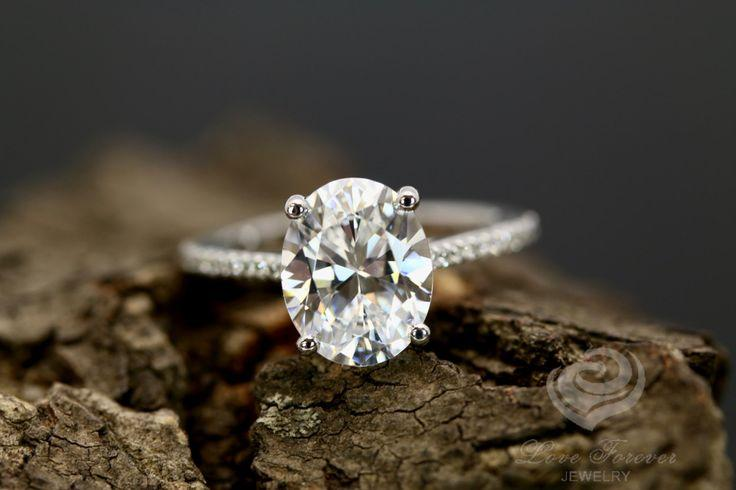 Hochzeit - Engagement Rings By Love Forever Jewelry