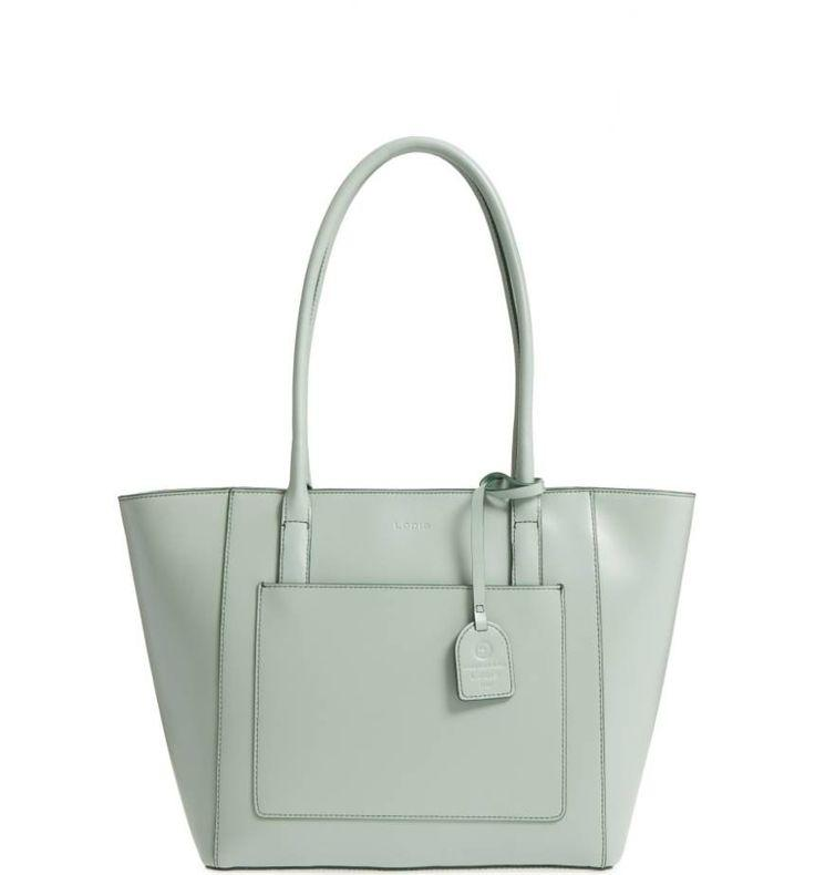 Mariage - Medium Margaret Leather Tote With Zip Pouch