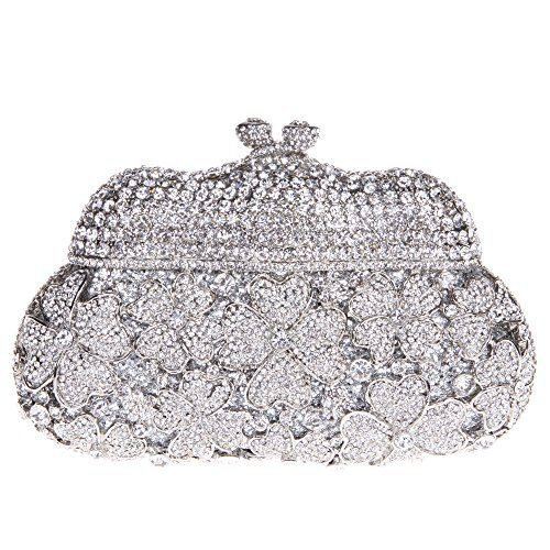 Mariage - Luxury Crystal Clutch Bag