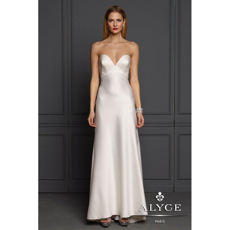 Wedding - Alyce Vegas Bridal 7005 - Stunning Cheap Wedding Dresses