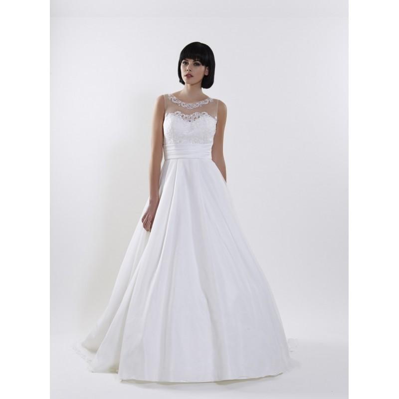 Hochzeit - Romantica of Devon Paisley -  Designer Wedding Dresses