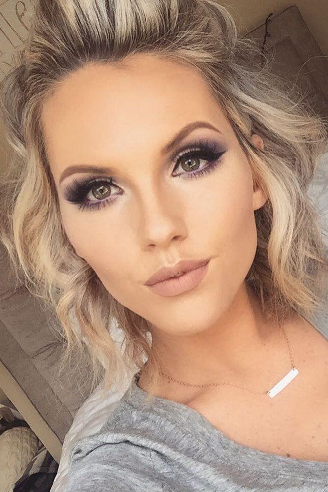 Свадьба - Eye Enhancing Makeup