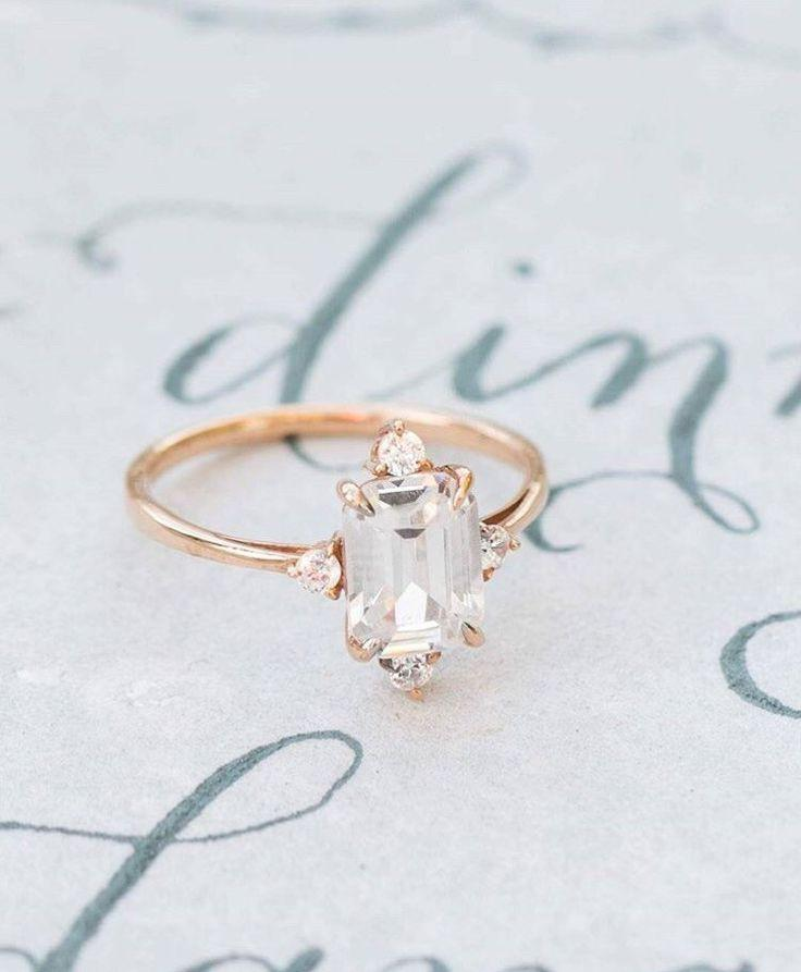 Mariage - Scroll Through These Engagement Rings To Get Through The Week