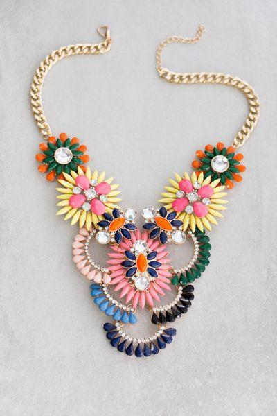 Свадьба - Statement Necklaces