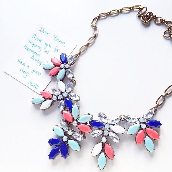 Mariage - Statement Necklaces - Statement Jewelry