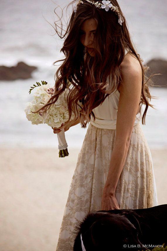 Wedding - 56 Boho Wedding Dresses Under $1000