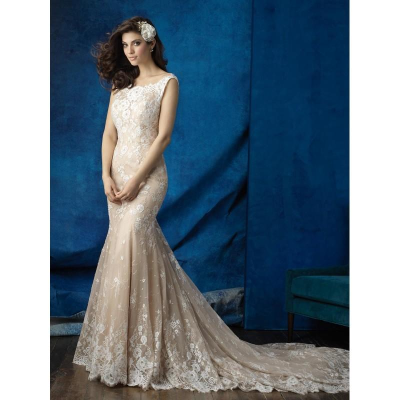 Свадьба - Allure Bridals 9354 - Branded Bridal Gowns