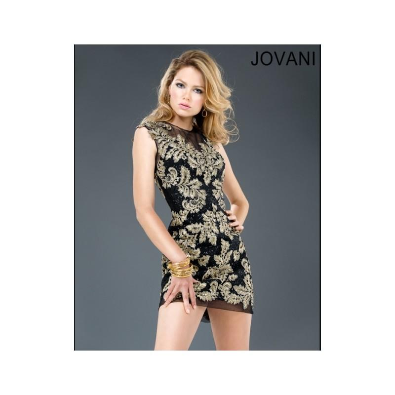 Свадьба - Classical Cheap New Style Jovani Short Prom/Party/Cocktail Dresses  79246 New Arrival - Bonny Evening Dresses Online