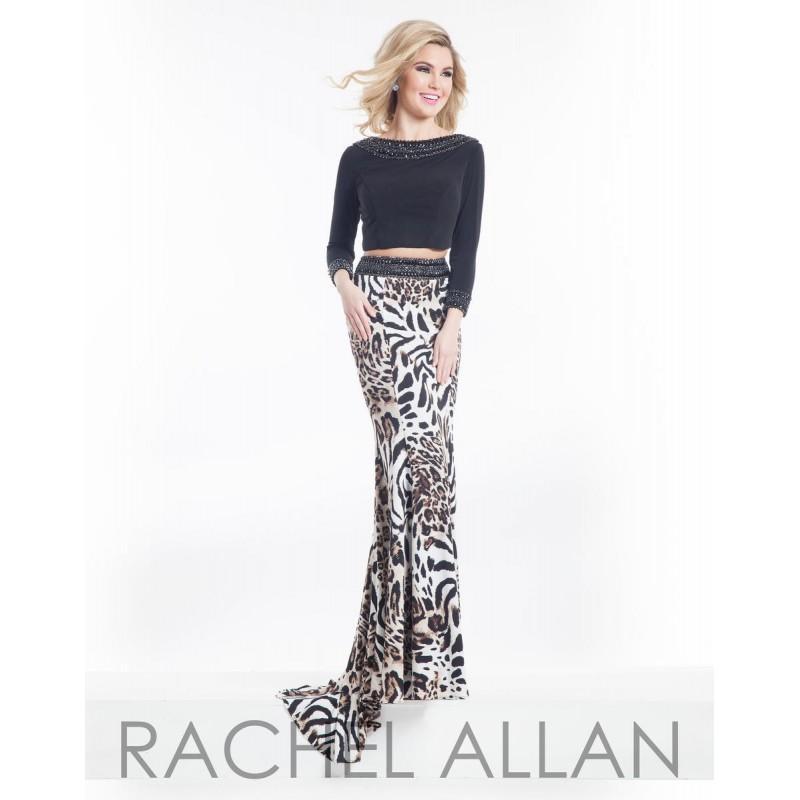 Свадьба - Rachel Allan Prom 9005 Rachel ALLAN Long Prom - Rich Your Wedding Day