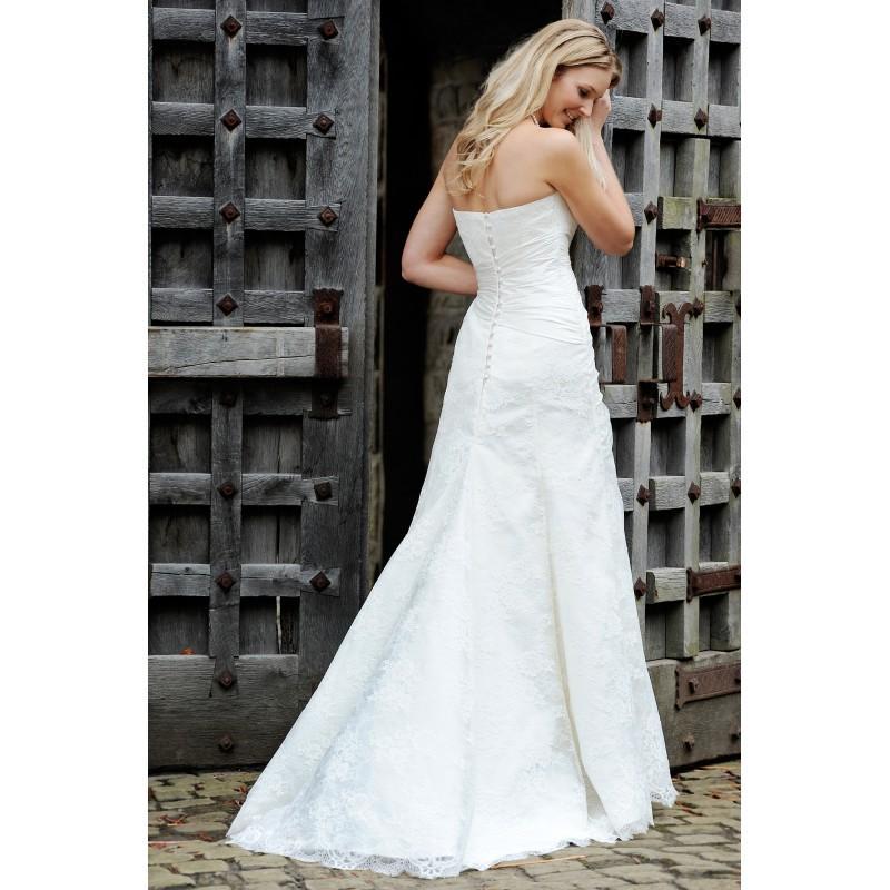 Hochzeit - Forget Me Not Designs Masters Sassetta - Stunning Cheap Wedding Dresses