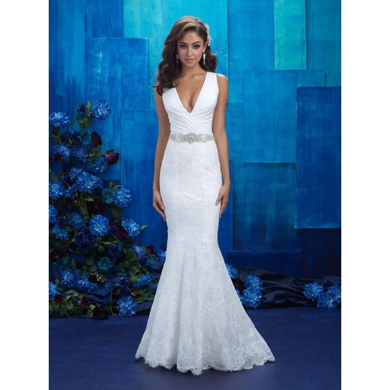 Mariage - Allure Bridals 9410 Allure Bridal - Rich Your Wedding Day