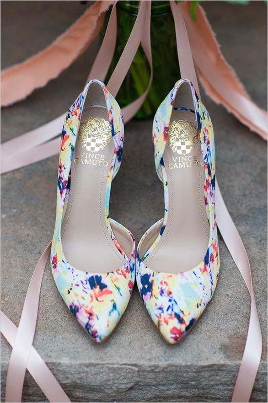 25 Fabulous Wedding Shoes