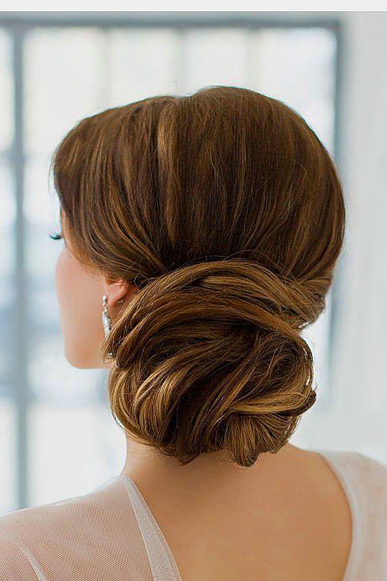 Mariage - 30 Eye-Catching Wedding Bun Hairstyles