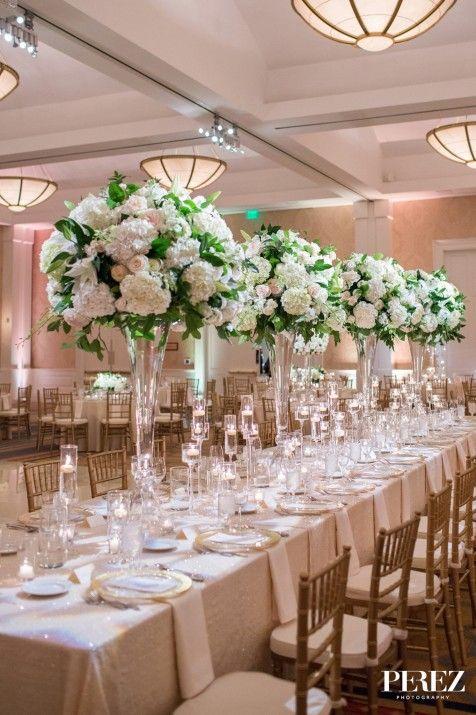 زفاف - Wedding Table Decor