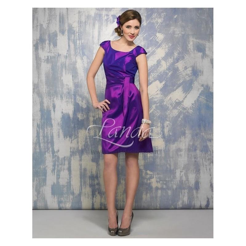 Wedding - Landa Modest Bridesmaid Dresses - Style AF148 - Formal Day Dresses